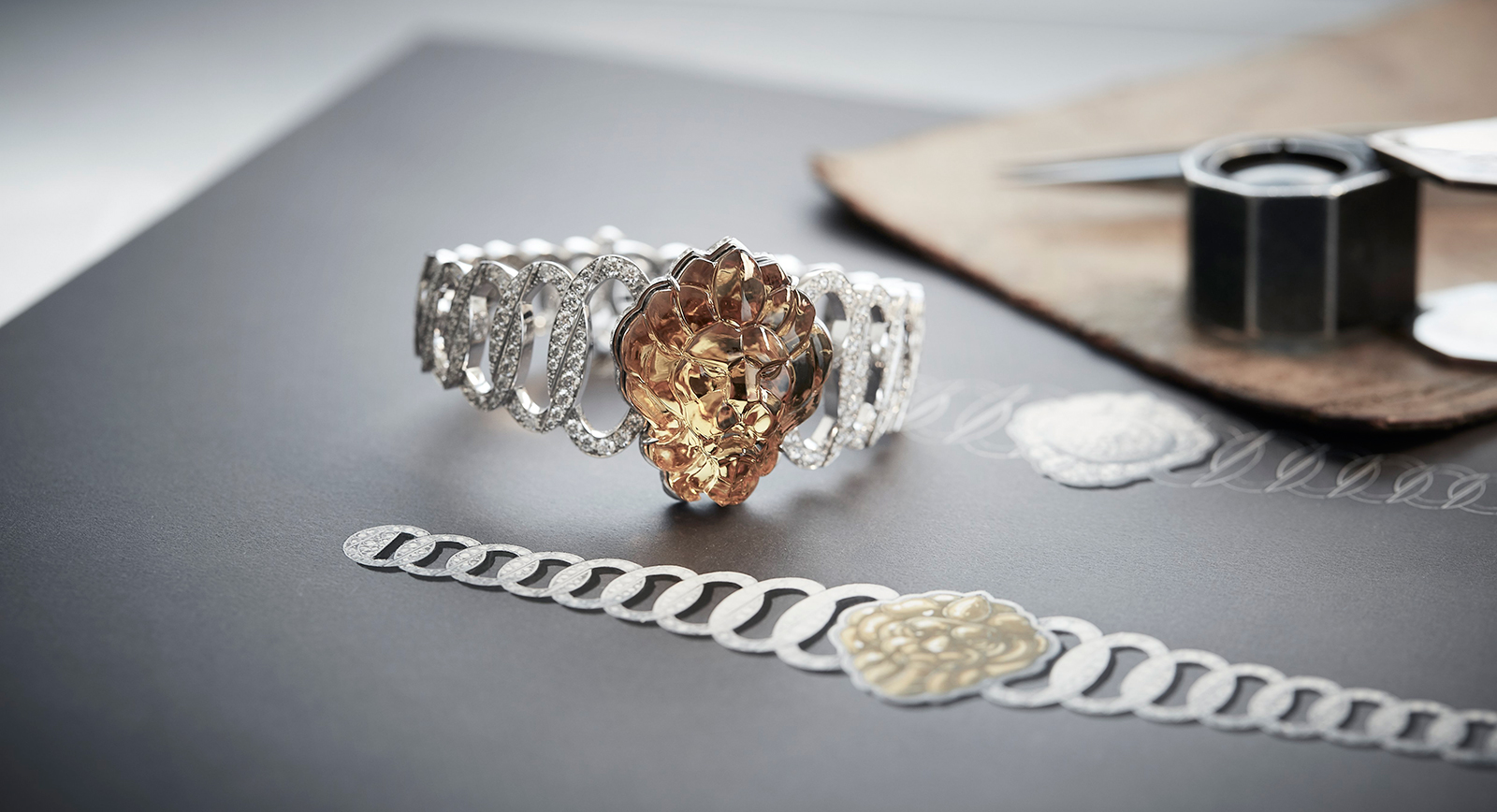 Folio.YVR #8/9: Chanel L'Esprit du Lion High Jewellery